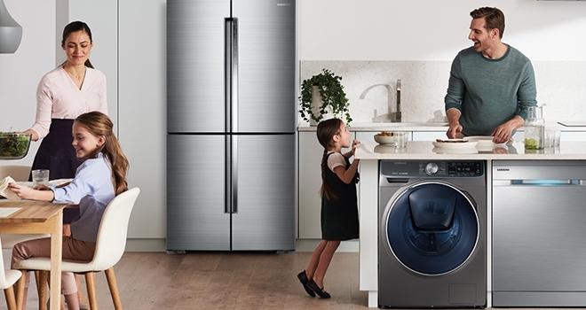 Samsung beyaz eşyaları şimdi al 2021'de ödemeye başla!