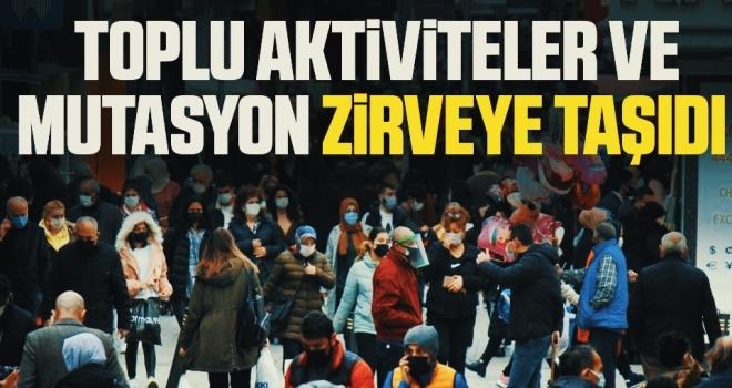 Prof. Dr. Özkaya: Toplu aktiviteler ve mutasyon Karadeniz'i zirveye taşıdı