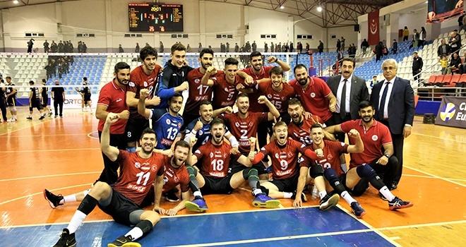 Plevnespor Set Vermeden Kazandı