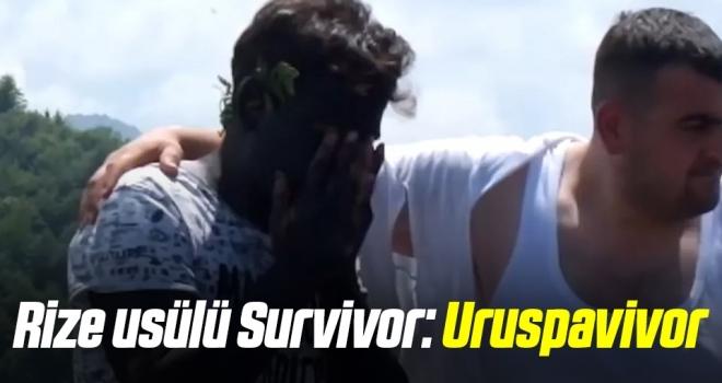 Rize usülü Survivor: Uruspavivor