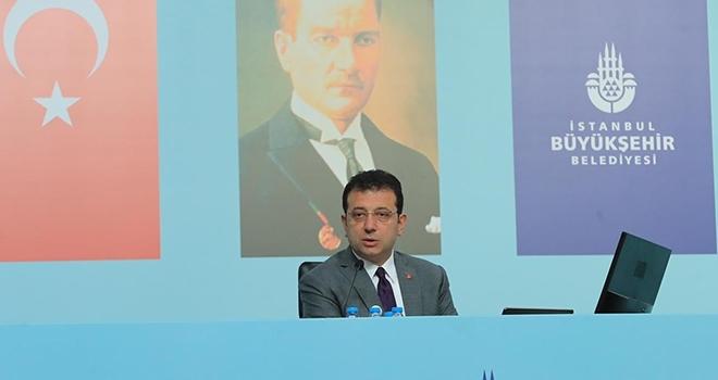 Başkan İmamoğlu 2021 Yılı İBB Bütçesini Açıkladı; Yatırım Bütçemiz 18 Milyon Lira Olacak
