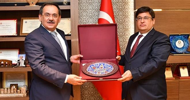 Başkan Demir: Samsun'un huzur ve güvenliği için el birliği içerisinde çalışmaya devam edeceğiz