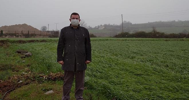 DEVA Partisi Alaçam İlçe Başkanı Serkan Dağlı: Yerli üreticiyok oluyor