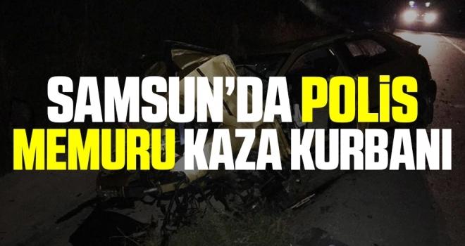 Polis memurukaza kurbanı