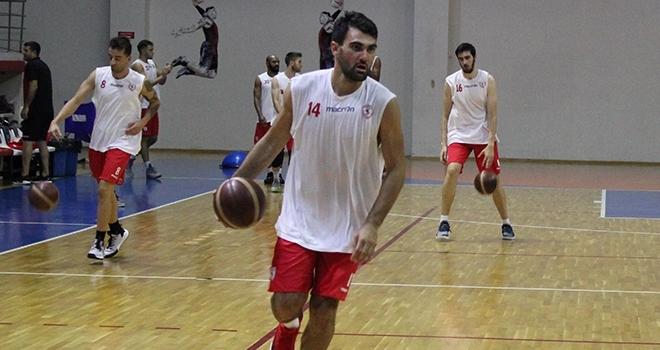 Samsunspor Basketbol'da Moraller Yerinde