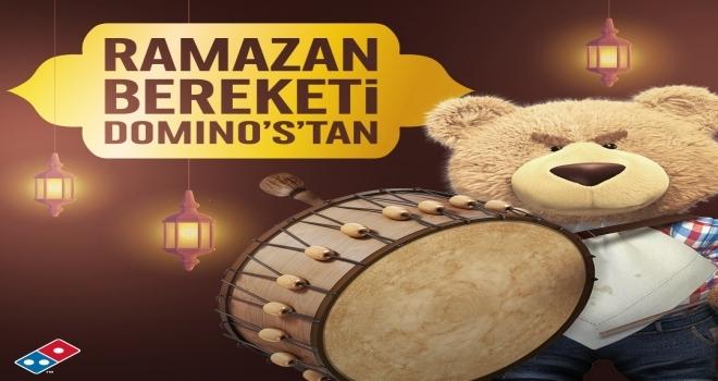Ramazan'ın bereketi Domino's Pizza'da