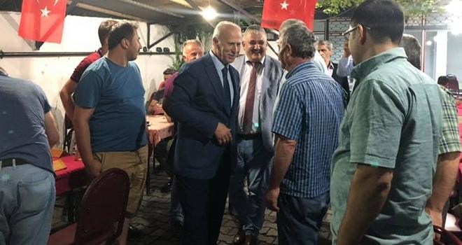 MHP Samsun İstanbul'a Çıkarma Yapacak