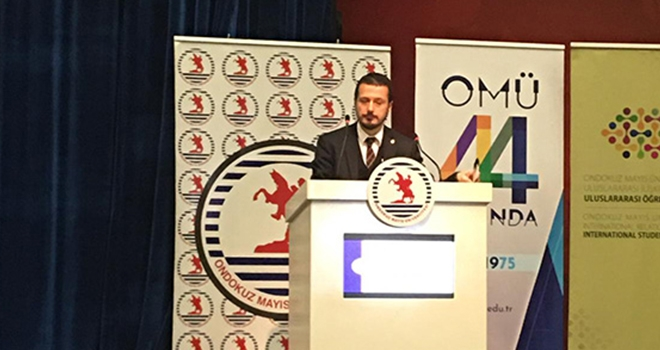 Avukat Gül DoktoraTezini İzmit'te Anlatacak