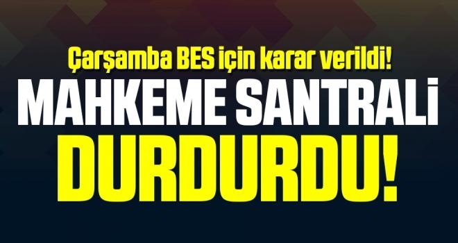 Samsun' Çarşamba Eğercili Biyokütle Enerji Santrali Yürütmeyi Durdurma Kararı