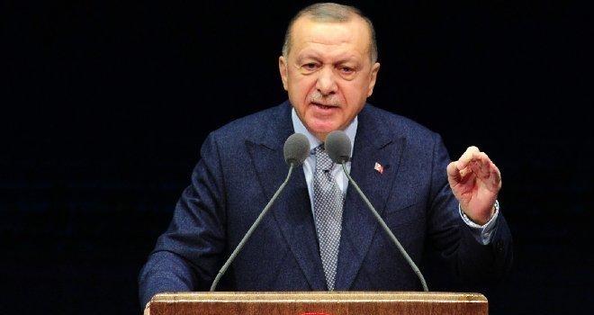 Erdoğan'dan Kılıçdaroğlu'na sert çıkış; Yüzsüz, terbiyesiz herif