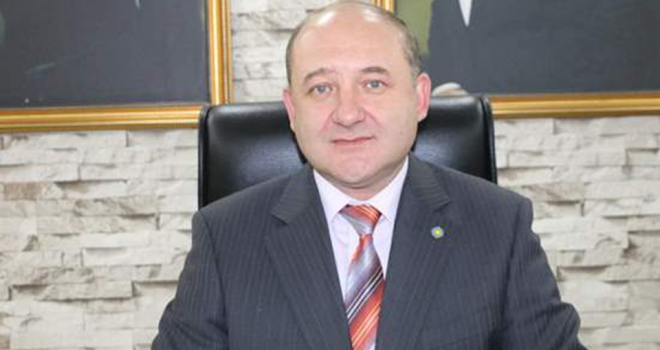 İYİ Parti Samsun İl Başkanı ve Adayı Güleroğlu adaylarabaşarılar diledi