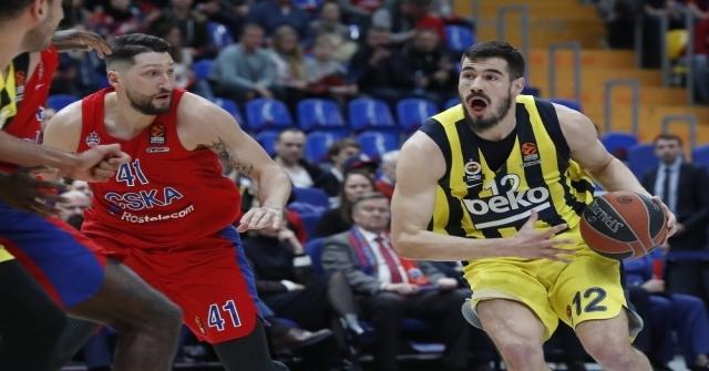 Thy Euroleague: Cska Moskova: 70 - Fenerbahçe Beko: 68