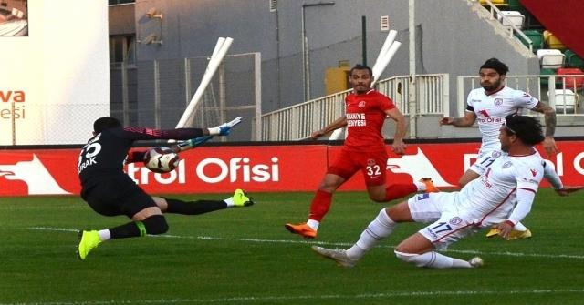 Spor Toto 1. Lig: Altınordu: 1 - Ümraniyespor: 2