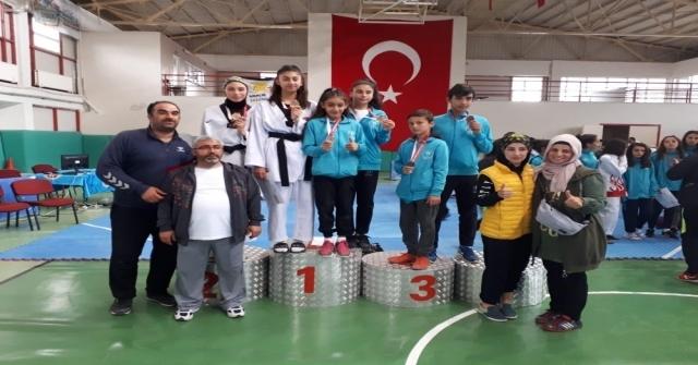 Analig Taekwondoda Kayseri Farkı