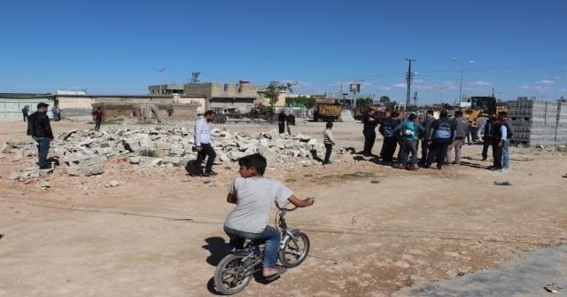 Eyyübiyede Metruh Binalar Yıkıldı