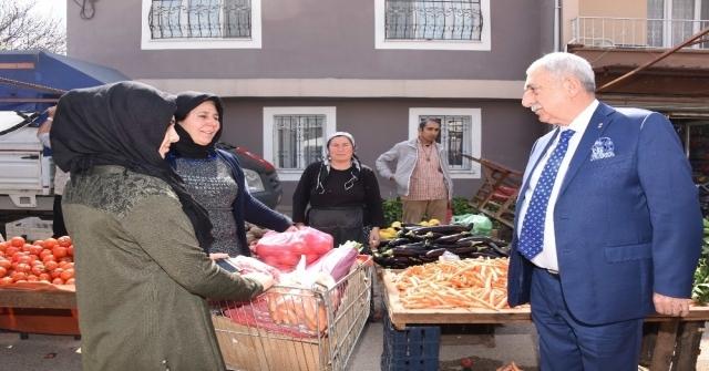 """Tesk Başkanı Palandöken: """"Bilinçli Tarım Ve Toprak Analizi Verimi Artırır"""""""