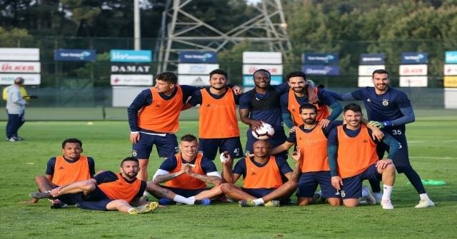 Fenerbahçede Bb Erzurumspor Mesaisi Başladı