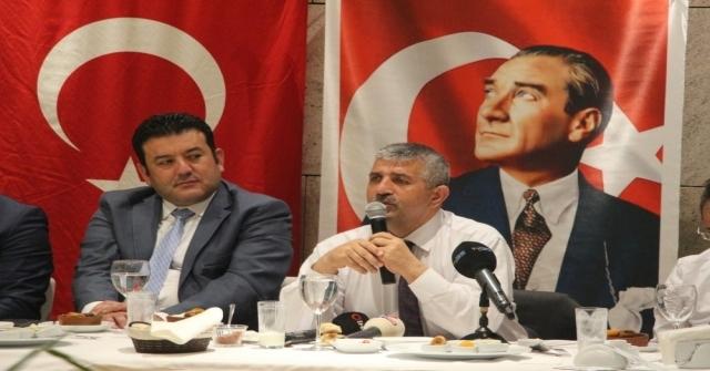 Mhp İzmir İl Başkanı Şahinden Cem Yılmaza Tepki
