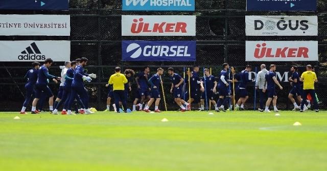 Fenerbahçe, Bb Erzurumspor Maçı Hazırlıklarını Sürdürdü