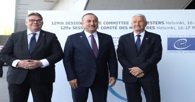 Çavuşoğlu: Çifte Standartları Olmayan Bir Avrupaya İhtiyacımız Var