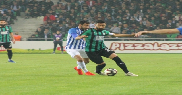 Tff 2. Lig Play-Off Yarı Final: Sakaryaspor: 4 - Sarıyer: 0