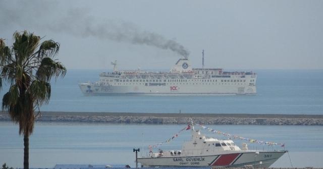 O Gemi Samsunda