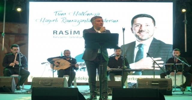 Nevşehirde Ramazan Bir Başka Güzel