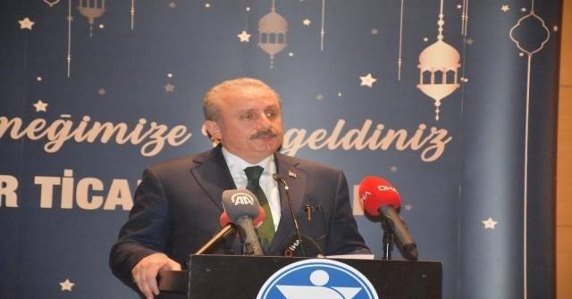 """Tbmm Başkanı Şentop: """"Türkiye Bugün Bir Umudun, Bir Hamlenin, Bir İnsanlık Davasının Bir Büyük Cesaretin Adıdır"""