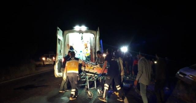 Midyatta Trafik Kazası: 1 Ölü, 6 Yaralı