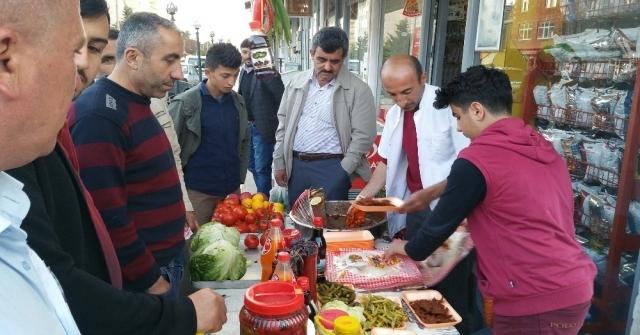 Ramazan Ayında Çiğköfte Satışları Arttı