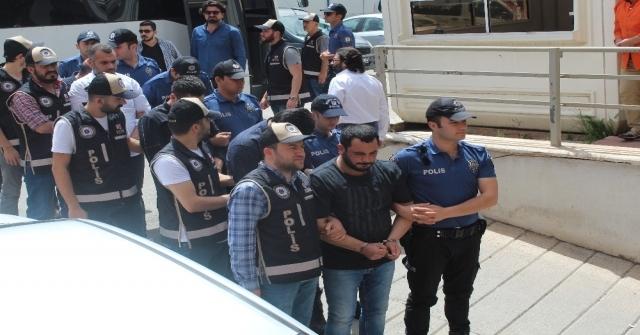 Gaziantepte Organize Suç Örgütüne Operasyon: 16 Gözaltı
