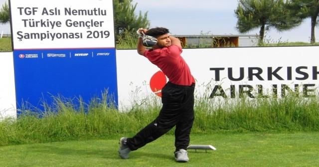 Tgf Aslı Nemutlu Türkiye Gençler Şampiyonası Samsunda Başladı