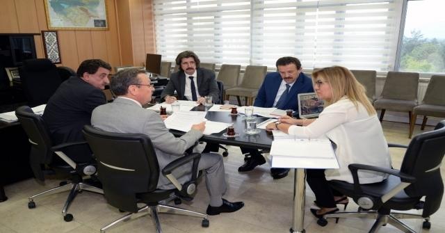Bursa Uludağ Üniversitesinde Gündem 'Kalite