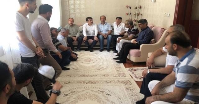 Aydemir Esenyurtta Dadaşlarla İstişare Etti