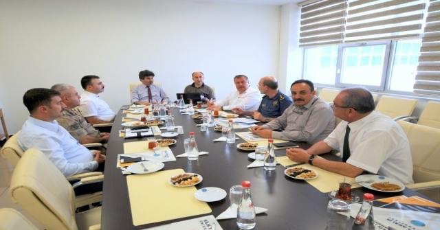 Kiliste Ösym İl Sınav Koordinasyon Toplantısı