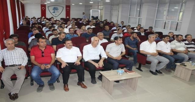 Yılsonu Değerlendirme Toplantısı Düzenlendi