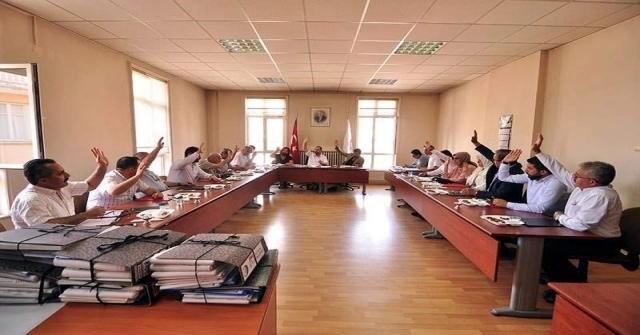 Tosyada Haziran Ayı Meclis Toplantısı Yapıldı