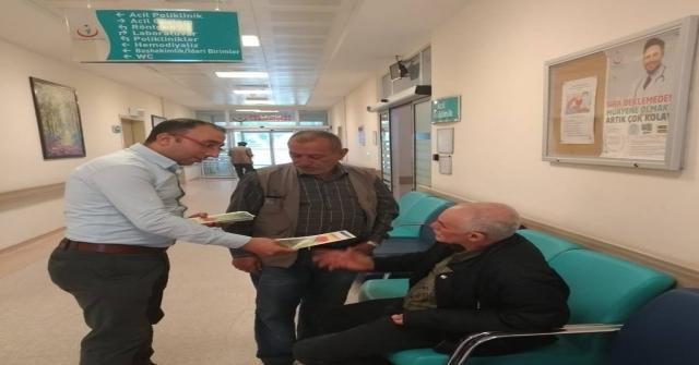 Hastaneden Organ Bağışı Bilgilendirmesi