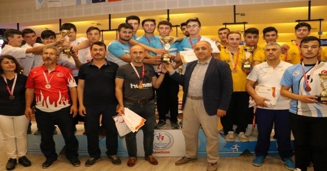 Liseler Arası Bowling Türkiye Şampiyonası Sona Erdi