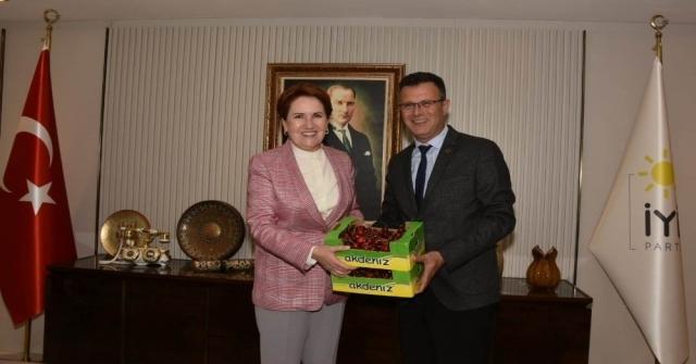 Başkan Öküzcüoğlu Akşeneri 5 Eylül Kutlamalarına Davet Etti