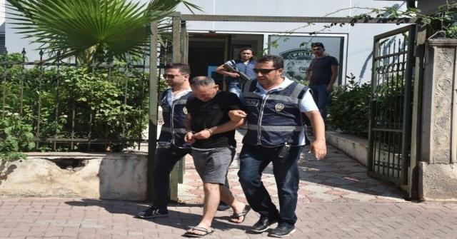 Bankamatik Önünde Pusuya Yattı, Polisten Kaçamadı