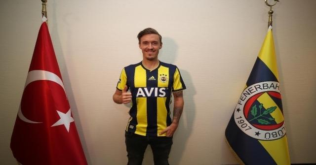 Kruse, Resmen Fenerbahçede