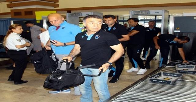 Trabzonspor, Yeni Sezon Öncesi 2. Etap Kamp Çalışmaları İçin Avusturyaya Gitti