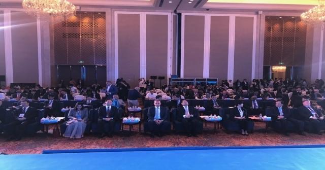 Başkan Seçer, Çinde Yatırımcıları Mersine Yatırım Yapmaya Çağırdı