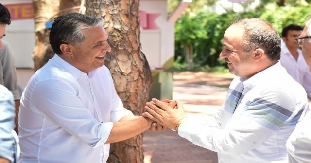 Başkan Uysal, Stk Temsilcileriyle Bir Araya Geldi
