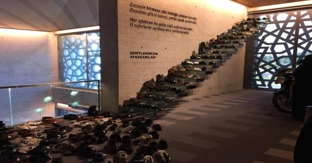 Şehit Ailelerinden Hafıza 15 Temmuz Müzesine Duygusal Ziyaret