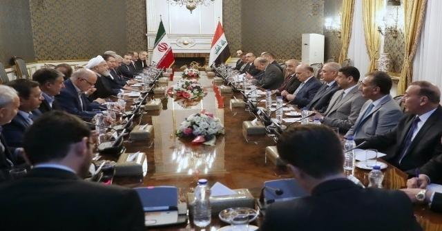 Irak Başbakanı Abdülmehdi, Ruhani İle Görüştü