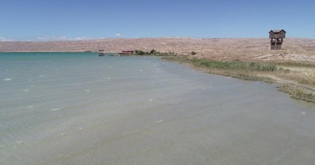 Tödürge Gölü Kirlilik Tehdidi Altında