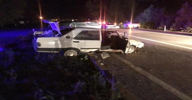 Devrekte Trafik Kazası: 5 Yaralı