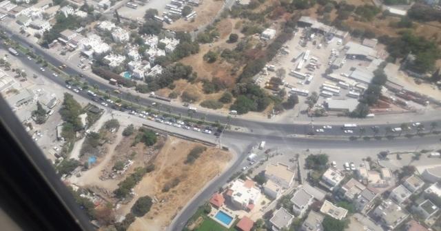 Bayramın Son Günü Muğlada Trafik Havadan Ve Karadan Denetlendi